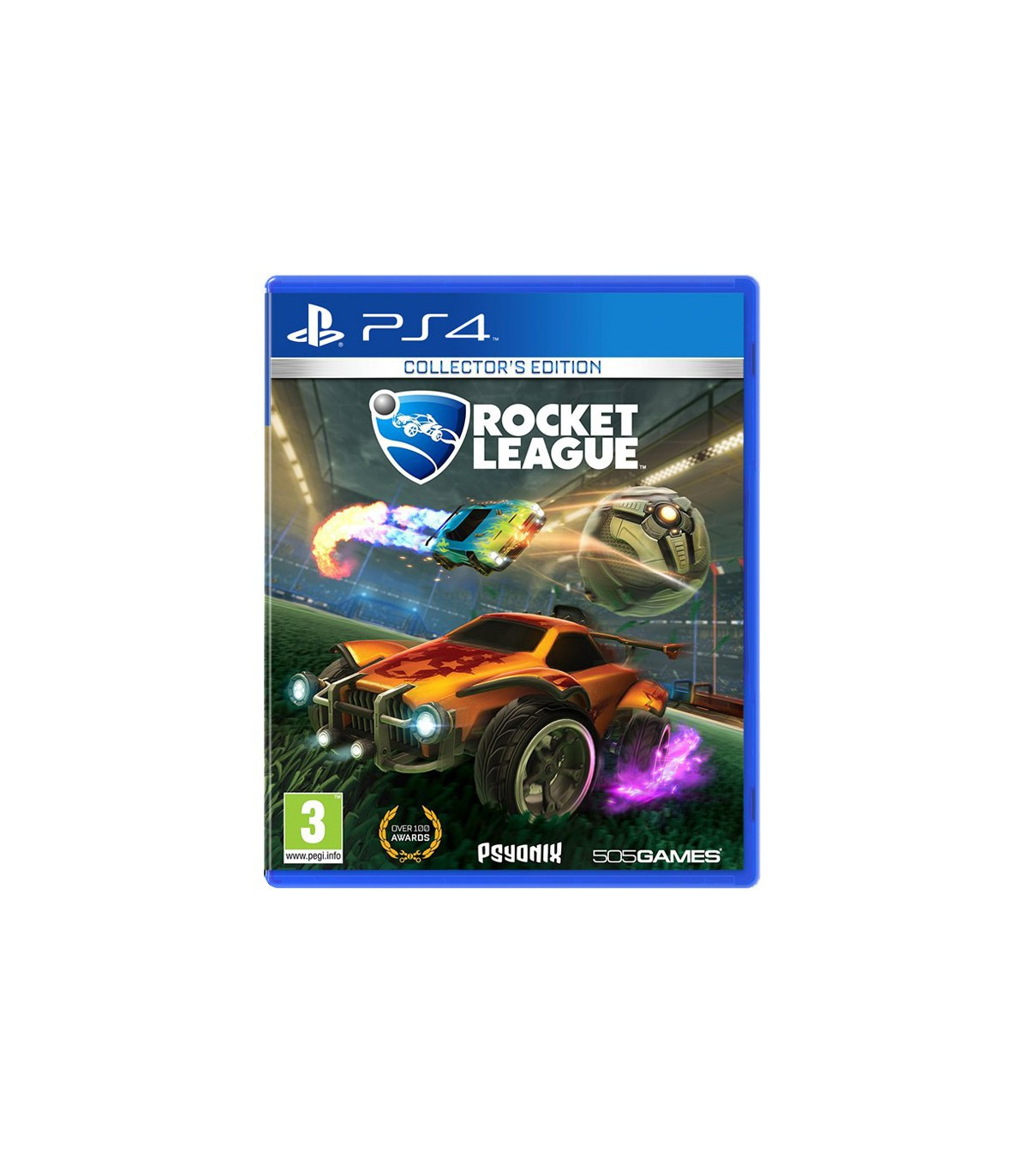 بازی Rocket League : Collector's Edition