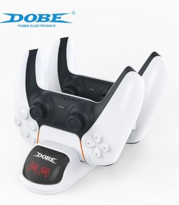 پایه شارژر دسته پلی استیشن 5 Dobe DualSense Charger Stand