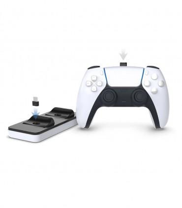 پایه شارژر و نگهدارنده دسته PS5 مدل Dobe DualSense Charging