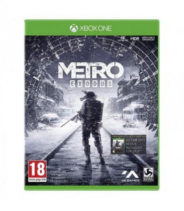 بازی Metro Exodus کارکرده - ایکس باکس وان