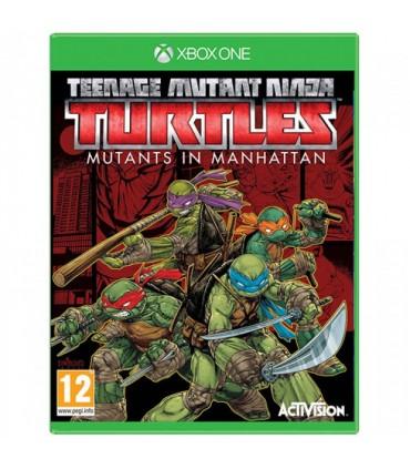 بازی Teenage Mutant Ninja Turtles کارکرده - ایکس باکس وان