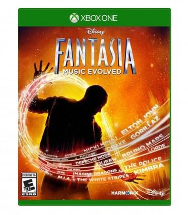 بازی Fantasia: Music Evolved کارکرده - ایکس باکس وان