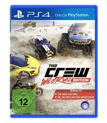 بازی The Crew Wild Run کارکرده - پلی استیشن 4