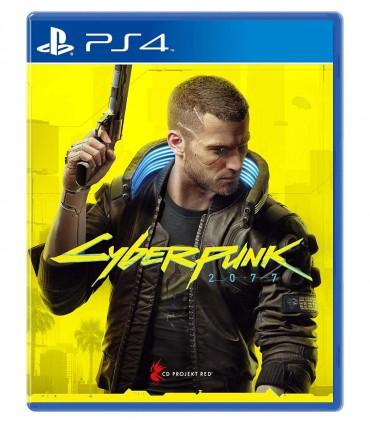 بازی Cyberpunk 2077 کارکرده - پلی استیشن 4