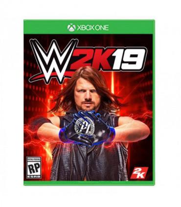 بازی WWE 2K19 کارکرده - ایکس باکس وان