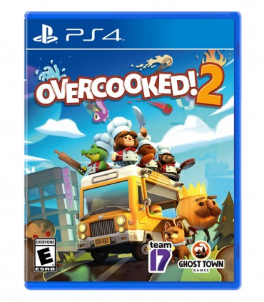 بازی Overcooked 2 - پلی استیشن 4