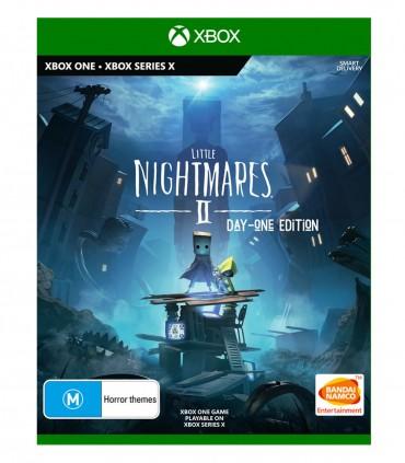 بازی Little NightMares II Day one Edition - ایکس باکس وان / سری ایکس