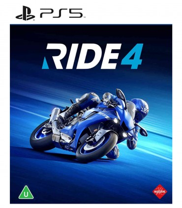 بازی Ride 4 - پلی استیشن 5