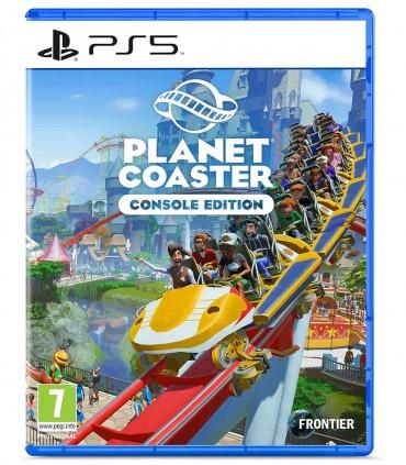 بازی Planet Coaster - پلی استیشن 5