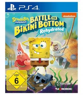 بازی SpongeBob SquarePants: Battle for Bikini Bottom - پلی