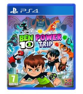 بازی Ben 10: Power Trip - پلی استیشن 4