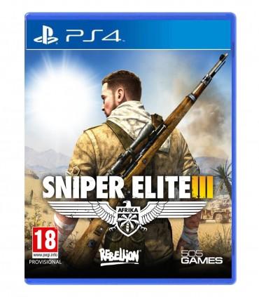 بازی Sniper Elite III کارکرده - پلی استیشن 4