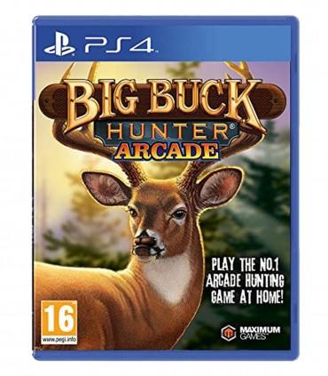 بازی Big Buck Hunter Arcade کارکرده - پلی استیشن 4