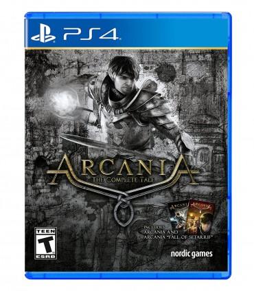 بازی Arcania کارکرده - پلی استیشن 4