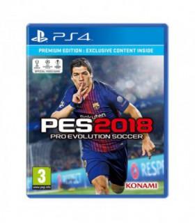 بازی PES 2018 - پلی استیشن 4