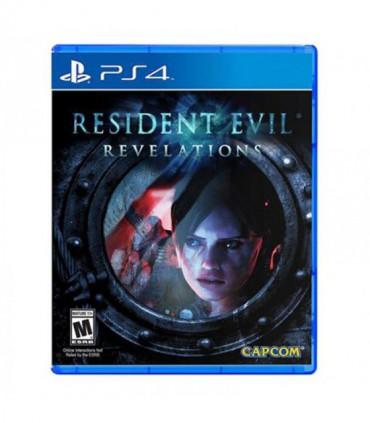 بازی Resident Evil Revelations - پلی استیشن 4