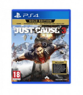 More about بازی Just Cause 3 Gold Edition - پلی استیشن 4