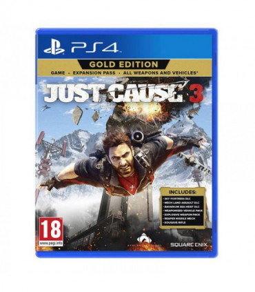 بازی Just Cause 3 Gold Edition - پلی استیشن 4