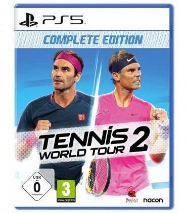 بازی Tennis World Tour 2 - پلی استیشن 4