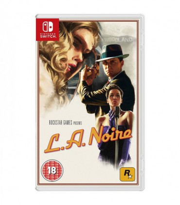 بازی L.A.Noire کارکرده - نینتندو سوئیچ