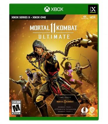 بازی Mortal Kombat 11 نسخه Ultimate کارکرده - ایکس باکس وان
