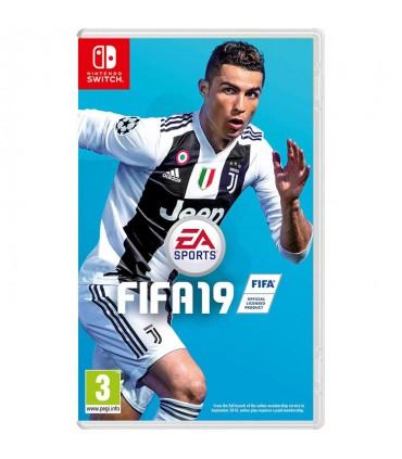 بازی فیفا FIFA 19 کارکرده - نینتندو سوئیچ