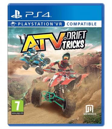 بازی ATV Drift & Tricks - پلی استیشن 4