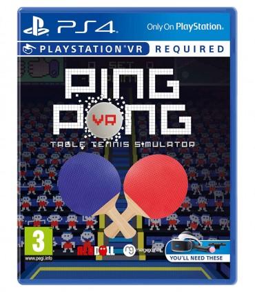 بازی VR Ping Pong Pro - پلی استیشن VR
