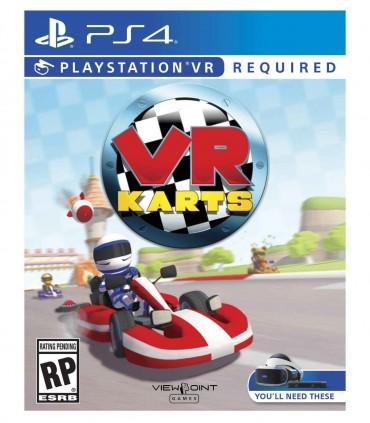 بازی Virtual Karts - پلی استیشن VR