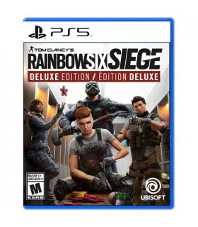 بازی Tom Clancy's Rainbow Six Siege: Deluxe Edition - پلی استیشن 5