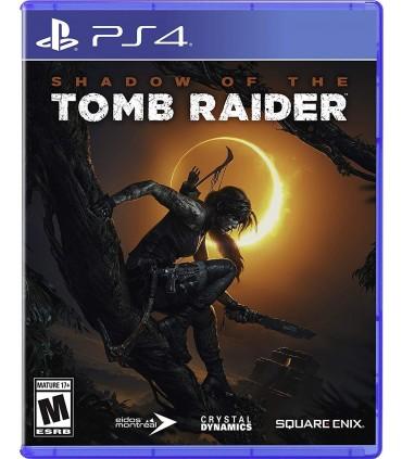 بازی Shadow Of The Tomb Raider - پلی استیشن 4