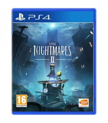 بازی Little Nightmares II کارکرده - پلی استیشن 4