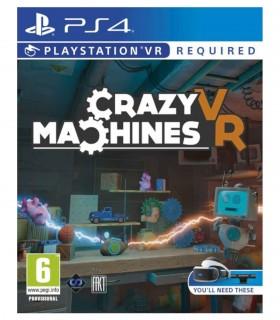 بازی Crazy Machine VR - پلی استیشن وی آر