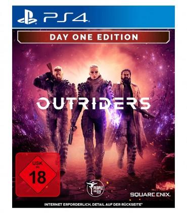بازی Outriders: Day One Edition - پلی استیشن 4