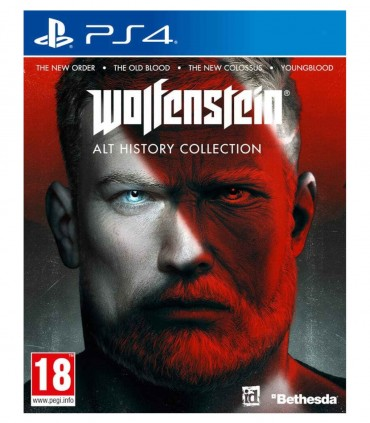 بازی Wolfenstein Alt History Collection - پلی استیشن 4
