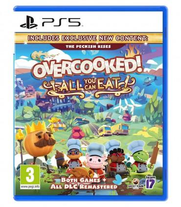 بازی Overcooked - پلی استیشن 5