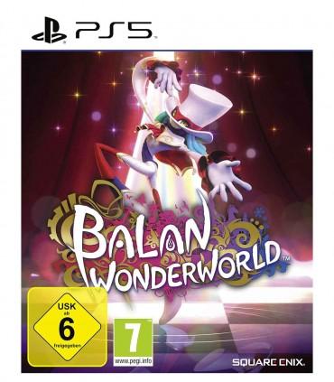 بازی Balan Wonderworld - پلی استیشن 5