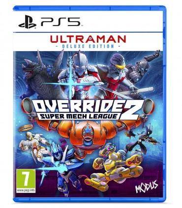 بازی Override 2: Super Mech League Ultraman Deluxe Edition -