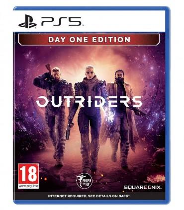 بازی Outriders: Day One Edition - پلی استیشن 5