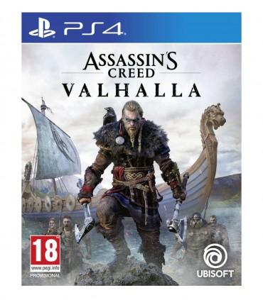 بازی Assassin's Creed Valhalla کارکرده - پلی استیشن 4
