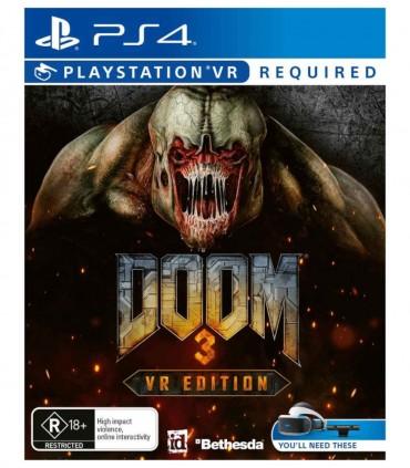 بازی Doom 3 VR Edition - پلی استیشن VR