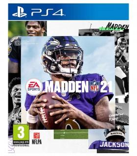 بازی Madden NFL 21 - پلی استیشن 4