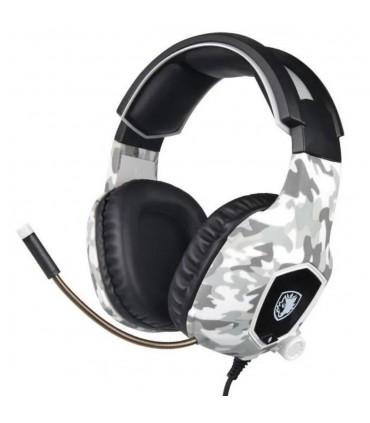 هدست گیمینگ طرح ارتشی Gaming Headset Sades SA818
