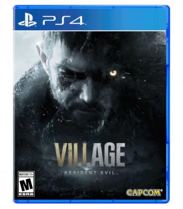 بازی Resident Evil Village - پلی استیشن 4