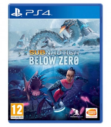 بازی Subnautica: Below Zero - پلی استیشن 4