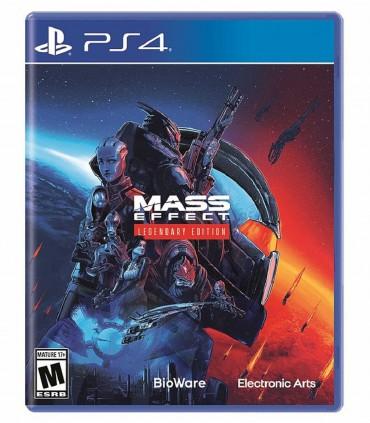 بازی Mass Effect Legendary Collection - پلی استیشن 4