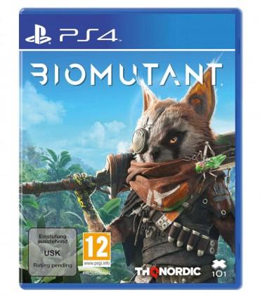 بازی Biomutant - پلی استیشن 4