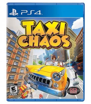 بازی Taxi Chaos - پلی استیشن 4
