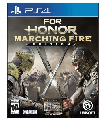 بازی For Honor: Marching Fire - پلی استیشن 4