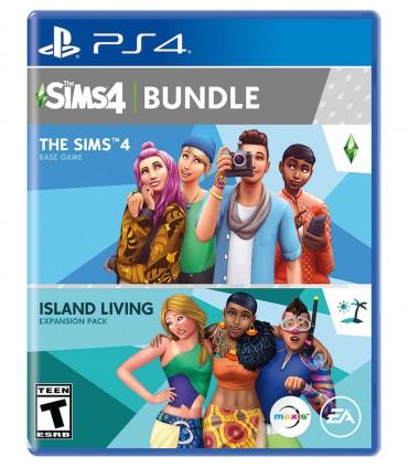 بازی The Sims 4: Island Living - پلی استیشن 4